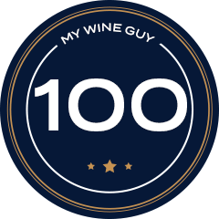 100 Score Badge