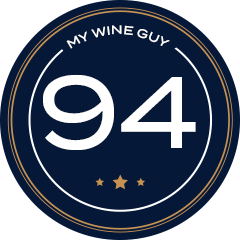94 Score Badge