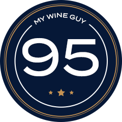 95 Score Badge