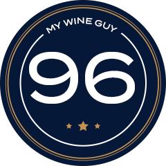 96 Score Badge