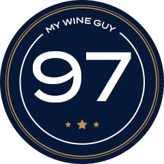 97 Score Badge
