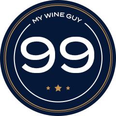 99 Score Badge